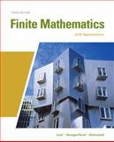 Finite Mathematics with Applications 10th Edition