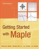 Getting Started with Maple, Keough, G. E. and May, Michael, 0470455543
