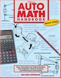 Auto Math Handbook HP1554, John Lawlor and William Hancock, 1557885540
