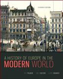 A History of Europe in the Modern World 11th Edition
