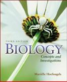 Biology : Concepts and Investigations, Hoefnagels, Mariëlle, 0073525545