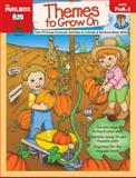 Themes to Grow on-Fall and Winter, The Mailbox Books Staff, 1562345540