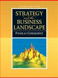 Strategy and the Business Landscape, Ghemawat, Pankaj E., 0136015557
