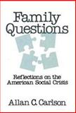 Family Questions 9781560005551