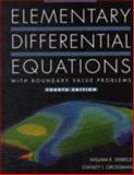 Elementary Differential Equations with Boundary Value Problems, Derrick, William R. and Grossman, Stanley I., 0673985555