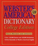 Webster's American Dictionary, RH Disney Staff, 0375425551