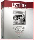 Led Zeppelin I-Houses of the Holy (Boxed Set) Platinum Guitar, Alfred Publishing Staff and Led Zeppelin, 0739075551
