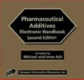 Pharmaceutical Additives Electronic Handbook-2002, Five-User Network 9781890595555