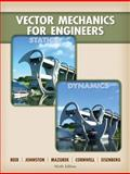 Vector Mechanics for Engineers : Statics and Dynamics, Beer, Ferdinand and Johnston, E. Russell, 0077275551