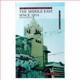 Longman Companion to the Middle East since 1914, Ovendale, 0582315557