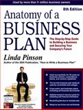 Anatomy of a Business Plan, Linda Pinson, 0944205550