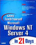 Sams Teach Yourself Windows NT Server 4 in 21 Days, Davis, Peter, 0672315556