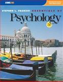 Essentials of Psychology, Franzoi, Stephen L., 0759395551