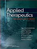 Applied Therapeutics : The Clinical Use of Drugs, , 0781765552