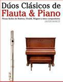 Dúos Clásicos de Flauta and Piano, Javier Marcó, 1478275553