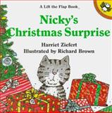 Nicky's Christmas Surprise, Harriet Ziefert, 0140505555