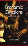 Economic Sanctions 9780230525559