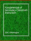 Fundamentals of Secondary Classroom Instruction 9780675205559
