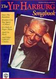 Yip Harburg Songbook, CPP Belwin Staff, 0898985552