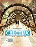 Calculus and Its Applications Plus MyMathLab with Pearson EText -- Access Card Package, Bittinger, Marvin L. and Ellenbogen, David J., 013379556X