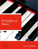 Principles of Music, Lambert, Philip, 0199975566