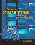 Principles of Database Systems with Internet and Java Applications, Riccardi, Greg, 0321185560