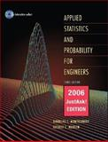Applied Statistics and Probability for Engineers, Montgomery, Douglas C. and Runger, George C., 0471735566