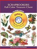 Scrapbookers Full-Color Treasure, Dover Staff, 0486995569