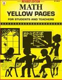 Math Yellow Pages : For Students and Teachers, Frank, Marjorie, 0865305560