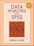 Data Analysis with Spss, Sweet, Stephen A., 0205265561