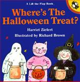 Where's the Halloween Treat?, Harriet Ziefert, 0140505563