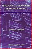 Project and Program Management, Mitchell Springer, 1557535566