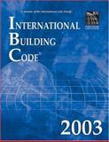 International Building Code 2003 9781892395566