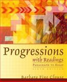 Progressions with Readings 9780321145567