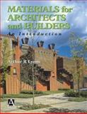 Materials for Architects and Builders : An Introduction, Lyons, Arthur, 0340645563