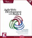 Agile Web Development with Rails 4, Ruby, Sam and Thomas, Dave, 1937785564