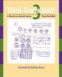 A Month-to-Month Guide : Third Grade Math, Ronfeldt, Suzy, 094135556X