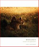 Biology : Concepts and Applications, Starr, Cecie, 0534385567