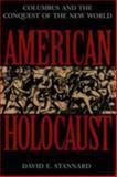 American Holocaust, David E. Stannard, 0195085574