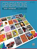 Generations -- Baby Boomers (1964--1974), Tom Gerou, 0739065572