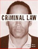 Criminal Law (Justice Series) 2nd Edition