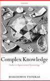 Complex Knowledge 9780199275571