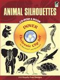 Animal Silhouettes, Ellen Sandbeck, 0486995577