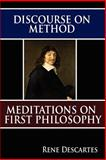 Discourse on Method and Meditations on First Philosophy, Descartes, Rene, 9562915573