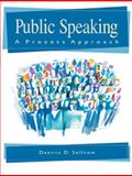 Public Speaking : A Process Approach, Sellnow, Deanna D., 0155075578