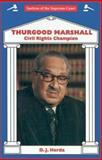 Thurgood Marshall, D. J. Herda, 0894905570