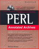 Perl : Annotated Archives, Brown, Martin C., 0078825571