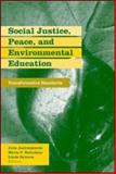 Social Justice, Peace, and Environmental Education, , 0415965578