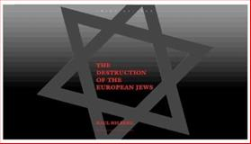 The Destruction of the European Jews, Hilberg, Raul, 0300095570