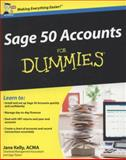 Sage 50 Accounts for Dummies, Jane Kelly, 0470715588